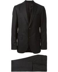 Fashion Clinic Two Piece Suit - Black