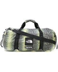 Supreme X The North Face Duffle Bag - Green