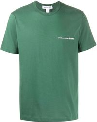 Comme des Garçons - ロゴ Tシャツ - Lyst