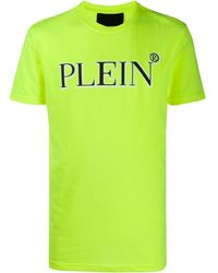 Philipp Plein - エンボスロゴ Tシャツ - Lyst