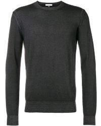 Paolo Pecora - Long-sleeve Fitted Sweater - Lyst