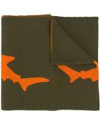 Raeburn Shark スカーフ - グリーン
