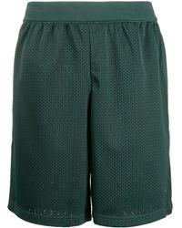 adidas トラックショーツ - グリーン