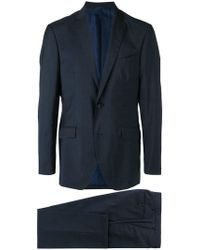 Etro - Two Piece Formal Suit - Lyst
