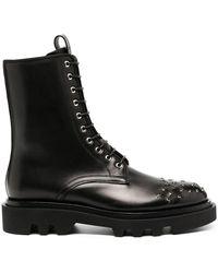 Givenchy Декорированные Ботинки - Черный