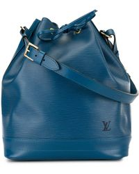 Louis Vuitton Borsa a spalla Noe - Blu