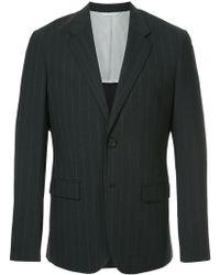 Calvin Klein - Tailored Fitted Blazer - Lyst