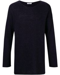 Societe Anonyme Slouchy Jumper - Blue