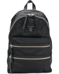 Marc Jacobs Biker Mini Backpack - Black