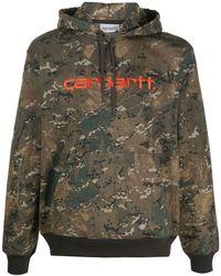 Carhartt WIP - カモフラージュ パーカー - Lyst