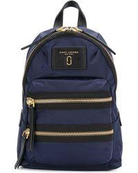 Marc Jacobs Biker Backpack - Blauw