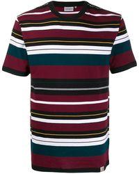 Carhartt WIP ストライプ Tシャツ - マルチカラー