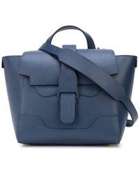 Senreve Mini Maestra Bag - Blue