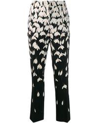 Valentino Snowdrop パンツ - ブラック