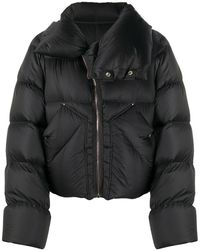 Rick Owens Mountain Duvet Puffer Jacket - Black