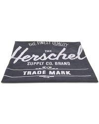 Herschel Supply Co. Camp Towel - Black