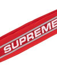 Supreme Running Belt Bag - Red