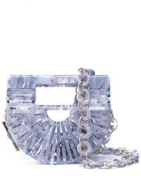 Cult Gaia Gaia's Ark Belt Bag - Blue