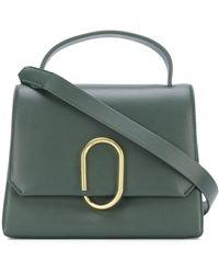 3.1 Phillip Lim Alix Mini Satchel Bag - Green