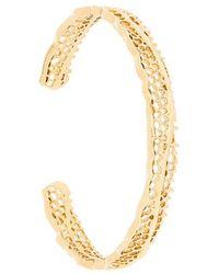 Aurelie Bidermann - Vintage Lace Bracelet - Lyst