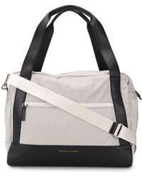 Brunello Cucinelli Large Holdall Bag - Grey