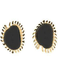 Marni - Oversized Embellished Earrings - Lyst