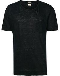 Massimo Alba - ポケット Tシャツ - Lyst