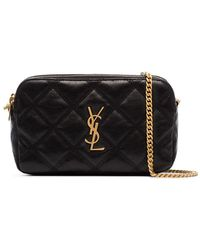 Saint Laurent - Becky Quilted Mini Bag - Lyst