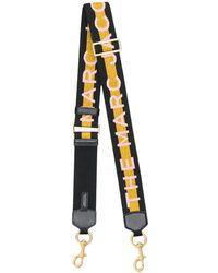 Marc Jacobs Webbun ロゴ ストラップ - マルチカラー