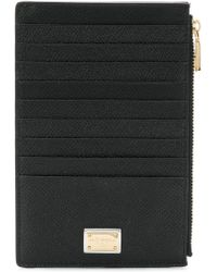 Dolce & Gabbana Card Holder - Black