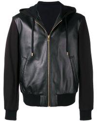 Versace - Куртка С Головой Медузы Из Заклепок - Lyst