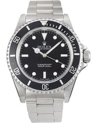 Rolex Orologio Submariner 40mm 2006 Submariner Pre-owned - Metallizzato