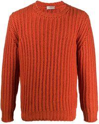 Altea - Ribbed-knit Jumper - Lyst