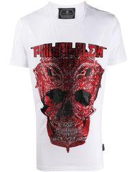 Philipp Plein - Ss Skull Tシャツ - Lyst