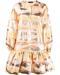 Stine Goya - アブストラクトパターン ドレス - Lyst