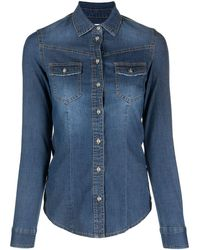 Bazar Deluxe Shirts Clear Blue
