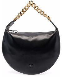Versace メドゥーサ ハンドバッグ - ブラック