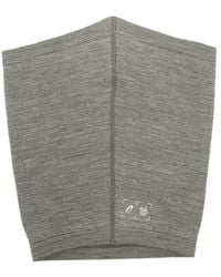 Asics X Reigning Champ Neck Warmer - Gray