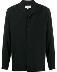 YMC - Chest Pocket Boxy Shirt - Lyst