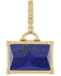 Louis Vuitton ハンドバッグ チャーム - ブルー