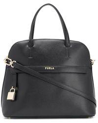 Furla Piper ハンドバッグ - ブラック