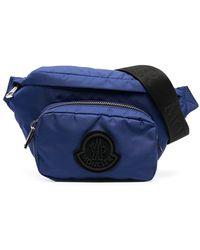 Moncler Durance ベルトバッグ - ブルー