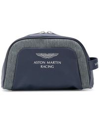 Hackett - Aston Martin Racing Washbag - Lyst