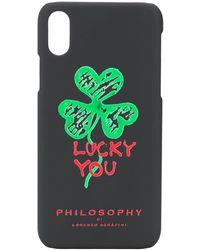 Philosophy Di Lorenzo Serafini - Luck You Iphone X/xs ケース - Lyst