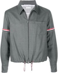 Thom Browne - Giacca a righe - Lyst