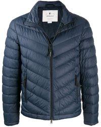 Woolrich パデッドジャケット - ブルー