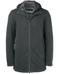 Herno - Padded Hooded Jacket - Lyst