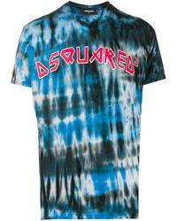 DSquared² - タイダイ Tシャツ - Lyst