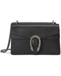 Gucci Dionysus Shoulder Bag - Zwart