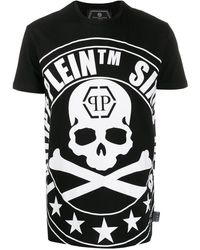 Philipp Plein - グラフィック Tシャツ - Lyst